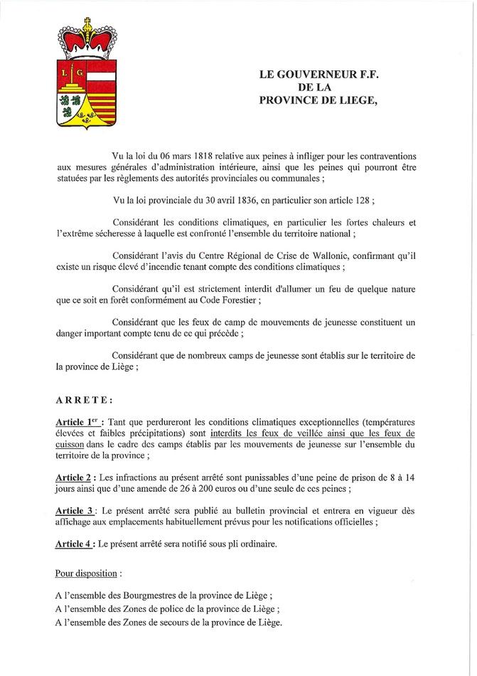 180727   Arrêté Gouv Liège interdiction feux 000(1)