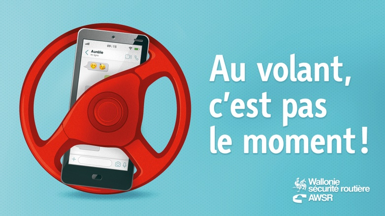 "Campagne ""Distraction"" de l'AWSR"