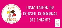 Installation du Conseil communal des enfants