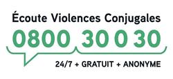 Campagne : « Rien ne justifie la violence conjugale »