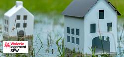 Brochure d'aide au logement : inondations - reconstruction