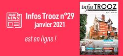 Infos Trooz n° 29 - janvier 2021 est disponible en ligne !