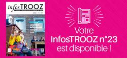 L'InfosTrooz n°23 est disponible !