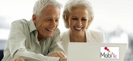 Mobi'TIC - Séances d'initiation aux nouvelles technologies pour les seniors actifs
