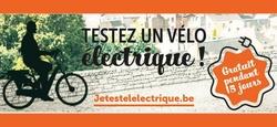 Test gratuit de vélos à assistance électrique