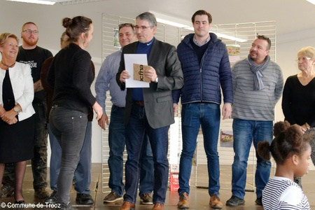 Concours Façades fleuries 2017