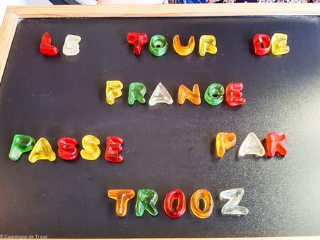 Tour de France à Trooz