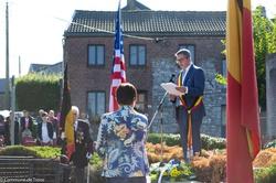 74e commémoration de la Tragédie de Forêt-Village