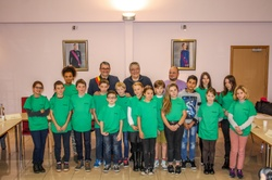 Conseil communal des enfants 2017