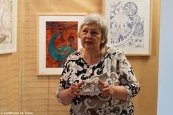 Exposition Anne Wuidar