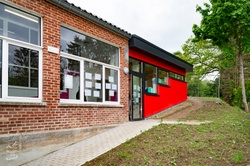 Inauguration extension école communale de Péry