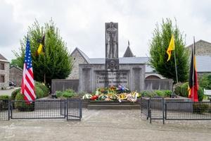 Manifestation commémorative du 75e anniversaire de la Tragédie de Forêt-Village