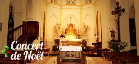 Concert de Noël à l'église Saint-Laurent