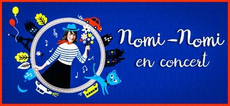 Concert pour enfants Nomi-Nomi