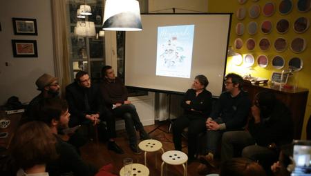 """Conférence """"Le cinéma des frères Dardenne"""" par M. Claude Piette"""
