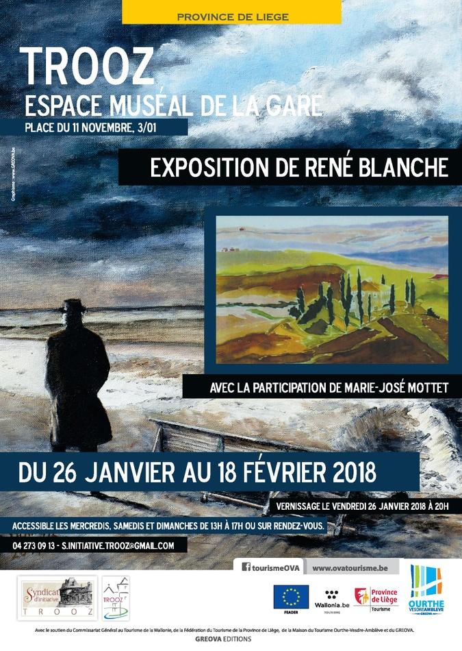 expo René Blanche MJ Mottet