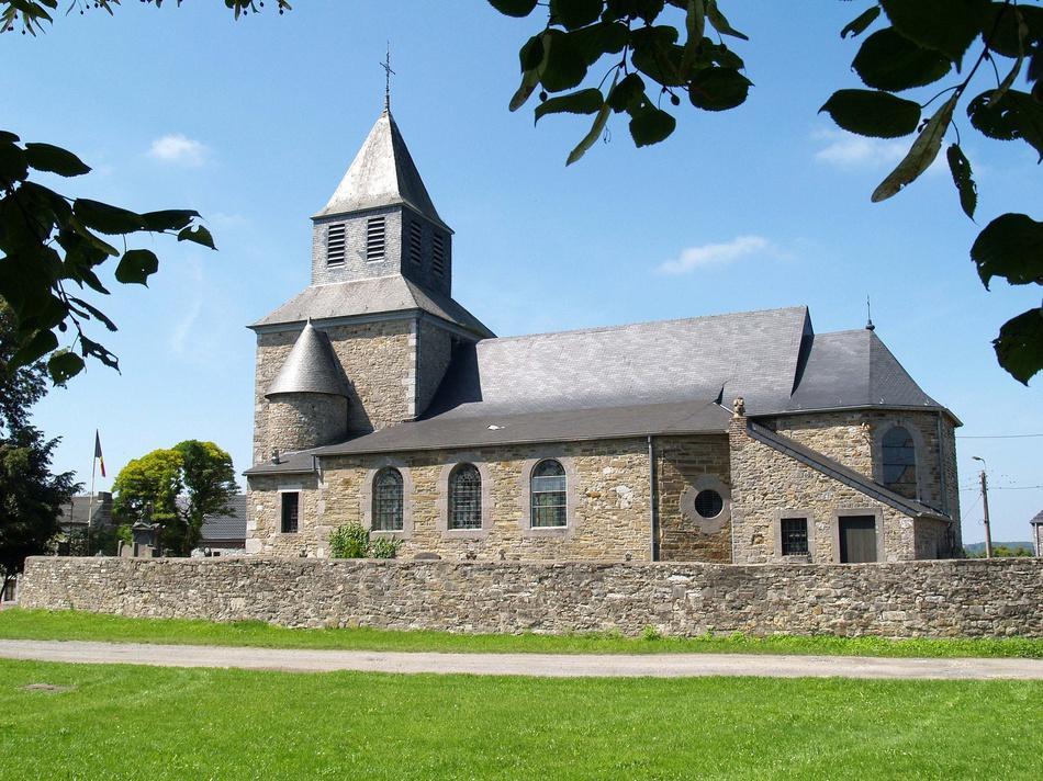 Forêt église ste cath 01