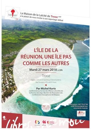 L'île de la Réunion, une île pas comme les autres