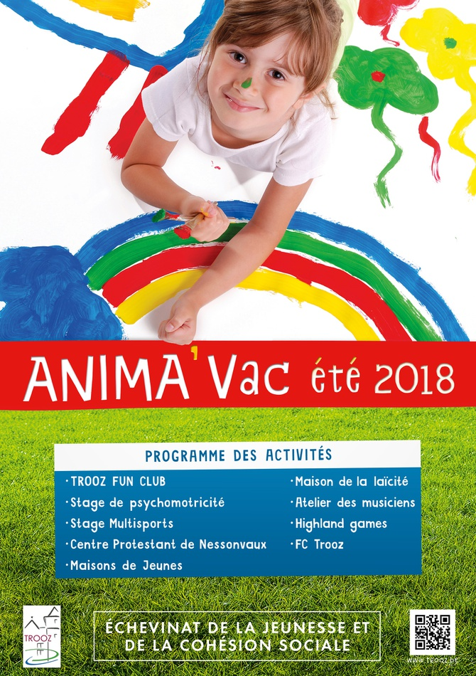 animavac été 2018 cover